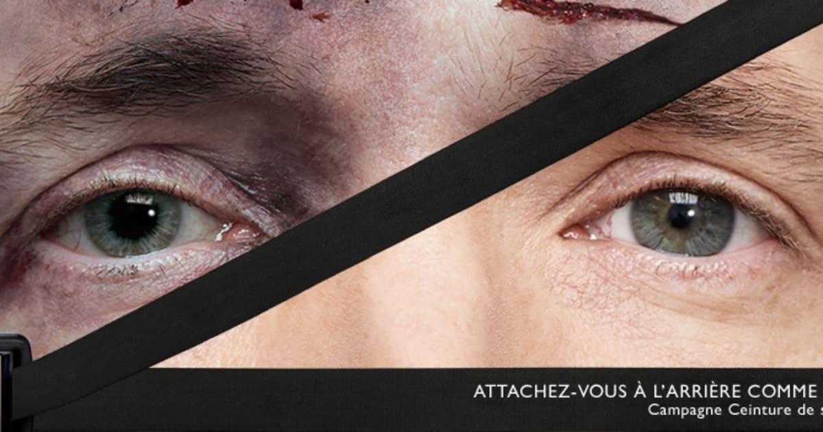 ea27becb4ba4 La SAAQ lance une campagne pour «boucler» la ceinture de sécurité    HuffPost Québec