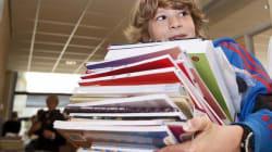 Los libros de Primaria y Secundaria serán gratuitos en Madrid a partir del curso