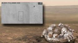Le module européen Schiaparelli s'est écrasé sur