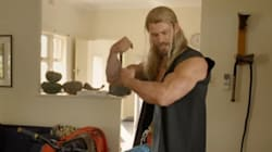 There's A Second Video Of Thor In A Share House With An Aussie Bloke Named