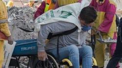 Conoce al héroe en silla de ruedas que impactó al