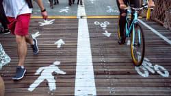 Bimba di cinque anni investita da un monopattino sulla pista ciclabile: per lei 20 euro di