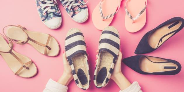 Por qué las sandalias planas pueden ser dañinas para la salud