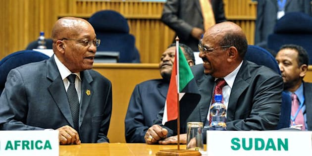 SA failed in its duty to arrest Omar al-Bashir