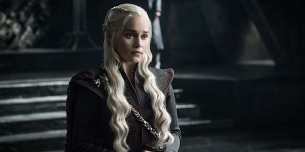 Les adieux d'Emilia Clarke à la série — Game of Thrones