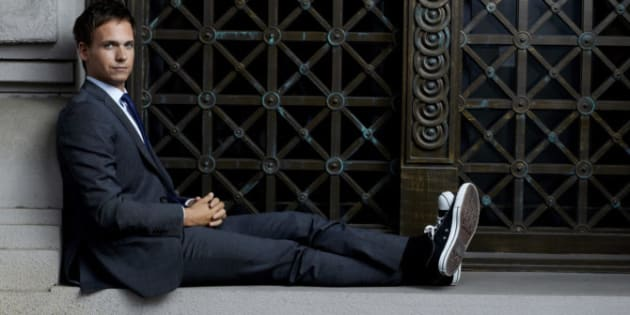 The departure of Adams indicates a likely overhaul of the series, as legal prodigy Mike Ross has been a central character of the show.