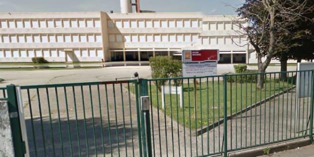 Le collège René Descartes au Havre, où s'est déroulé l'incident le 4 novembre 2018.
