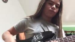 Le nouveau bassiste de Korn a 12 ans (et c'est le fils du bassiste de