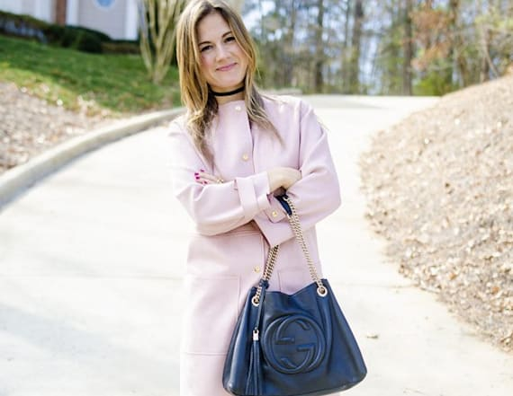 Street style tip of the day: Spring coats