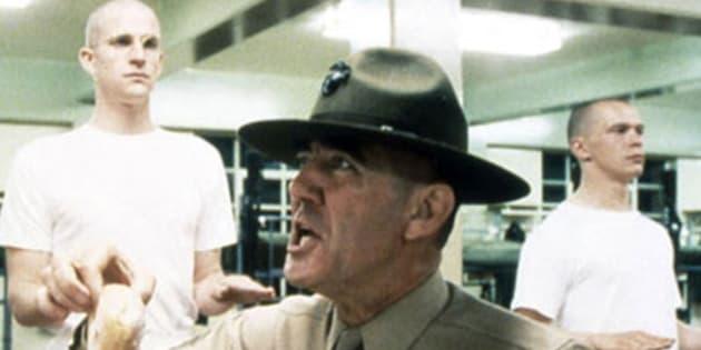 "R. Lee Ermey, le sergent Hartman de ""Full Metal Jacket"", est mort"