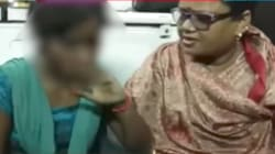 WATCH: BJP Mahila Morcha Leader In UP Slaps A Hindu Woman For Dating A Muslim