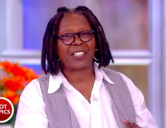 Whoopi Goldberg speaks out on Jeanine Pirro clash