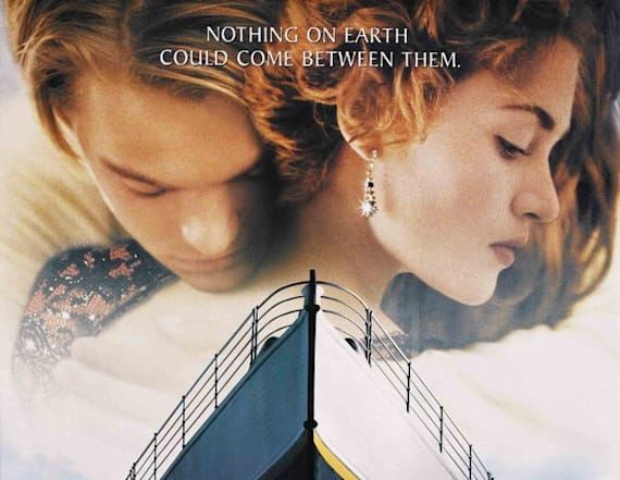 Man sues Cameron for stealing 'Titanic' story