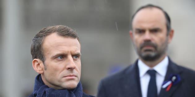 Le couple Macron-Philippe se fissure sous la pression des gilets jaunes