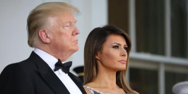 Melania e Trump separati in casa: La First Lady non sopporta Ivanka