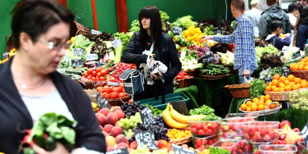 Le palmarès des plus fortes baisses (et hausses) du prix des fruits et légumes cet été
