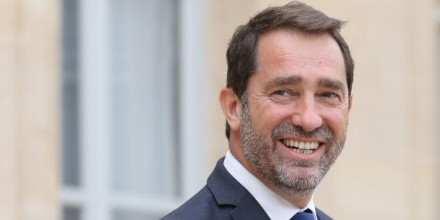 Christophe Castaner à l'Elysée le 30 mai.