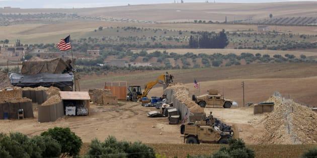 """Siria, Casa Bianca: """"Iniziato il ritiro delle truppe Us"""