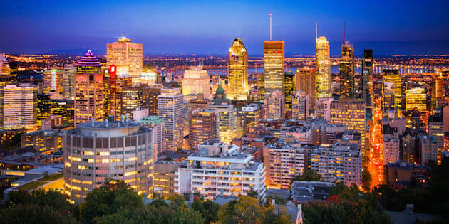 Montreal has been declared a new hot-spot for real estate, but prices there aren't even rising as quickly as the national average.