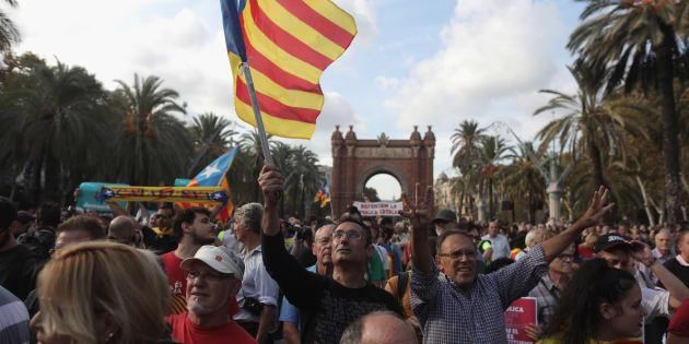 Apesar do anúncio, a separação não é reconhecida pela Espanha, que a considera ilegal.