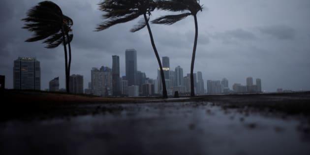 L'uragano Irma è una tempesta epica