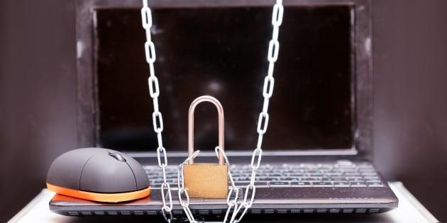 アクセス遮断のイメージ写真