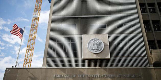 """L'ambassade américaine à Jérusalem, """"probablement"""" pas avant au moins deux ans"""