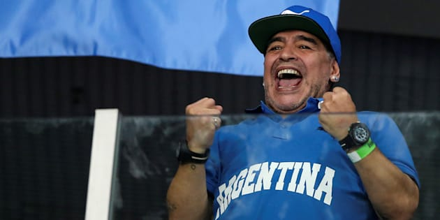 Amazon realizará una serie sobre la vida de Diego Maradona