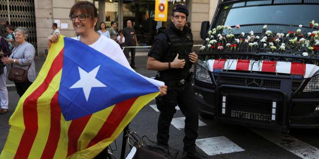 Les Mossos au coeur du bras de fer entre la Catalogne et Madrid.