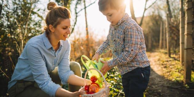 Pourquoi la chasse aux œufs de Pâques est la meilleure idée du printemps