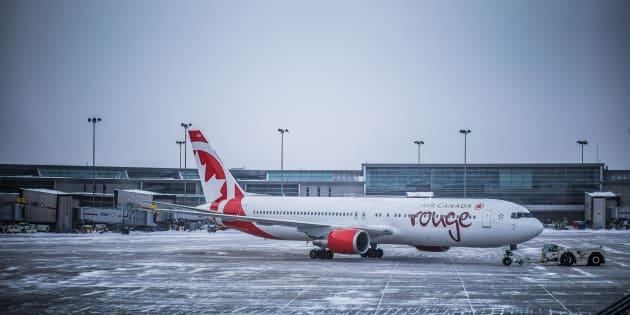 Une panne informatique provoque des retards chez Air Canada