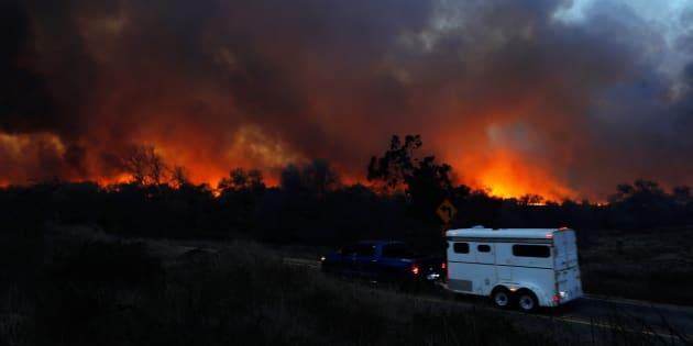 Les incendies dévastateurs restent hors de contrôle en Californie.