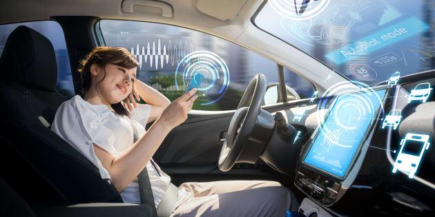 Au volant d'une voiture autonomes, que puis-je vraiment faire?