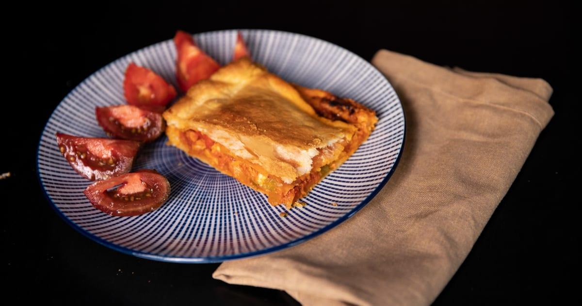 Recetas fáciles: empanada de atún y huevo