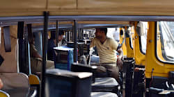 Mumbai Auto-Rickshaw Driver Scores 61% Marks In SSC Exam With His Daughter's