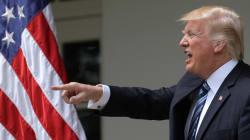 Premier succès pour Trump sur
