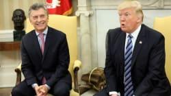 Tras visita de Macri, Trump buscará que EU y Argentina sean