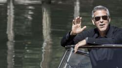 George Clooney e