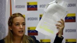 Qui est Lilian Tintori, l'opposante vénézuélienne