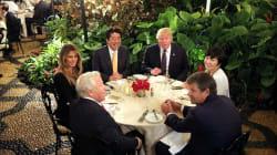 Trump va devoir rendre publique la liste de ses visiteurs à sa résidence de
