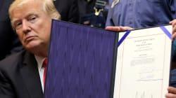 Trump Blames Media, Judges, Democrats In Chaos Theory