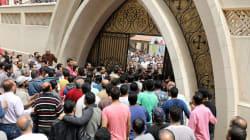 Estado Islámico atacó iglesias cristianas en