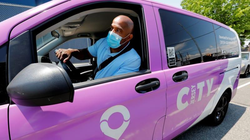 Collaboration between rideshare and public transit post-coronavirus