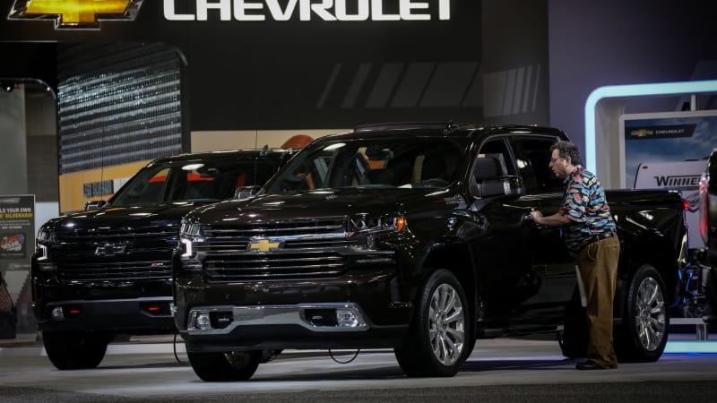 GM recals 3.8M pickups, SUVs for brake issue