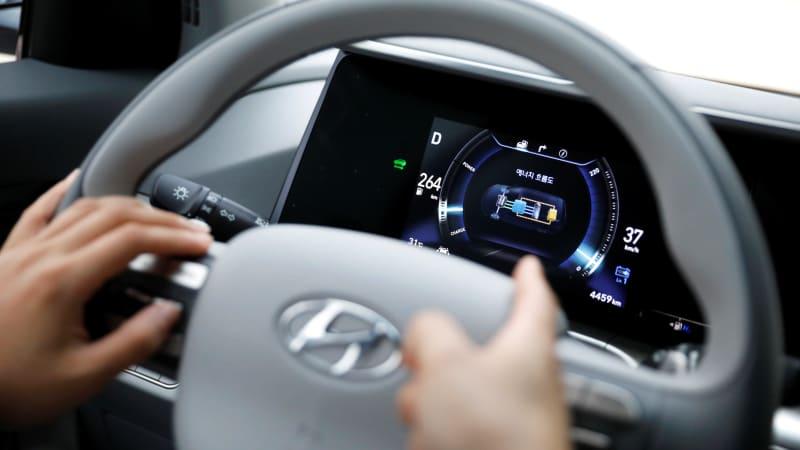 Hyundai will invest $35 billion in autonomy and emerging technologies