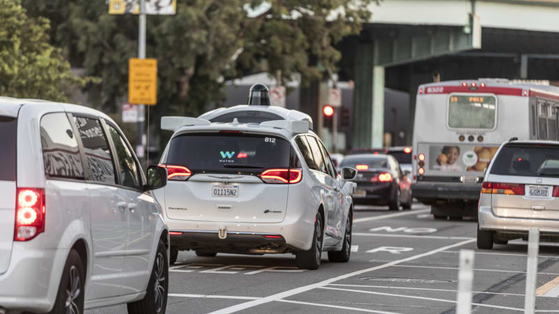 2095a43ad8e412 Autonomous cars could increase traffic in big cities - Autoblog