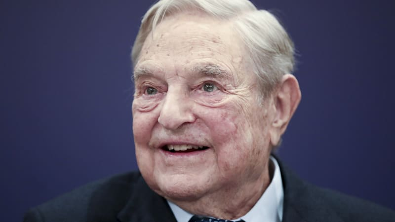photo image Meet Tesla's new bondholder: Billionaire George Soros