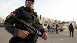 Dix terroristes présumés tués dans des appartements en