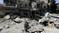 IS兵士の妻や子ら1300人をイラク当局が保護 日本や韓国の出身者も