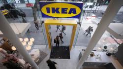 Ils remplacent toutes les photos d'un IKEA par des clichés